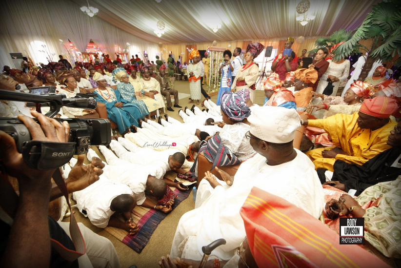 Loveweddingsng Nigerian Traditional Wedding - Motilayo and Banji69