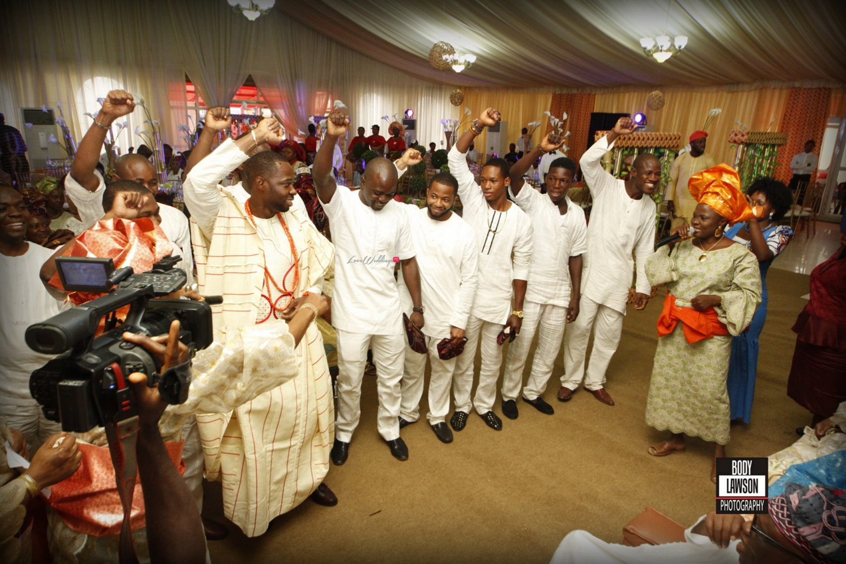 Loveweddingsng Nigerian Traditional Wedding - Motilayo and Banji70