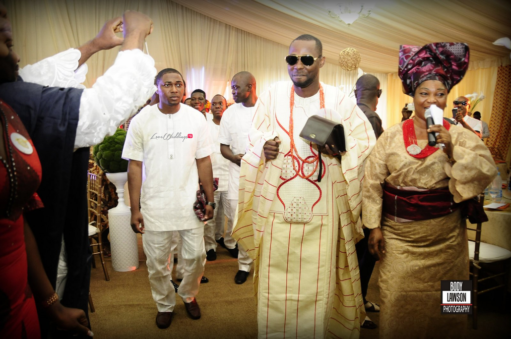 Loveweddingsng Nigerian Traditional Wedding - Motilayo and Banji73