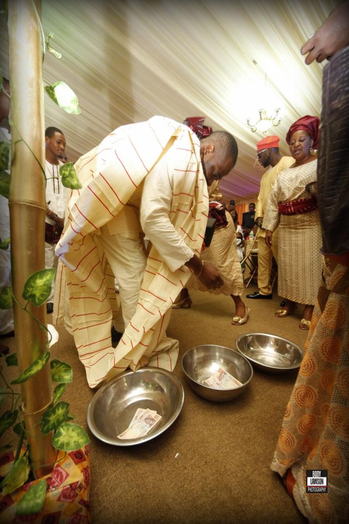 Loveweddingsng Nigerian Traditional Wedding - Motilayo and Banji74