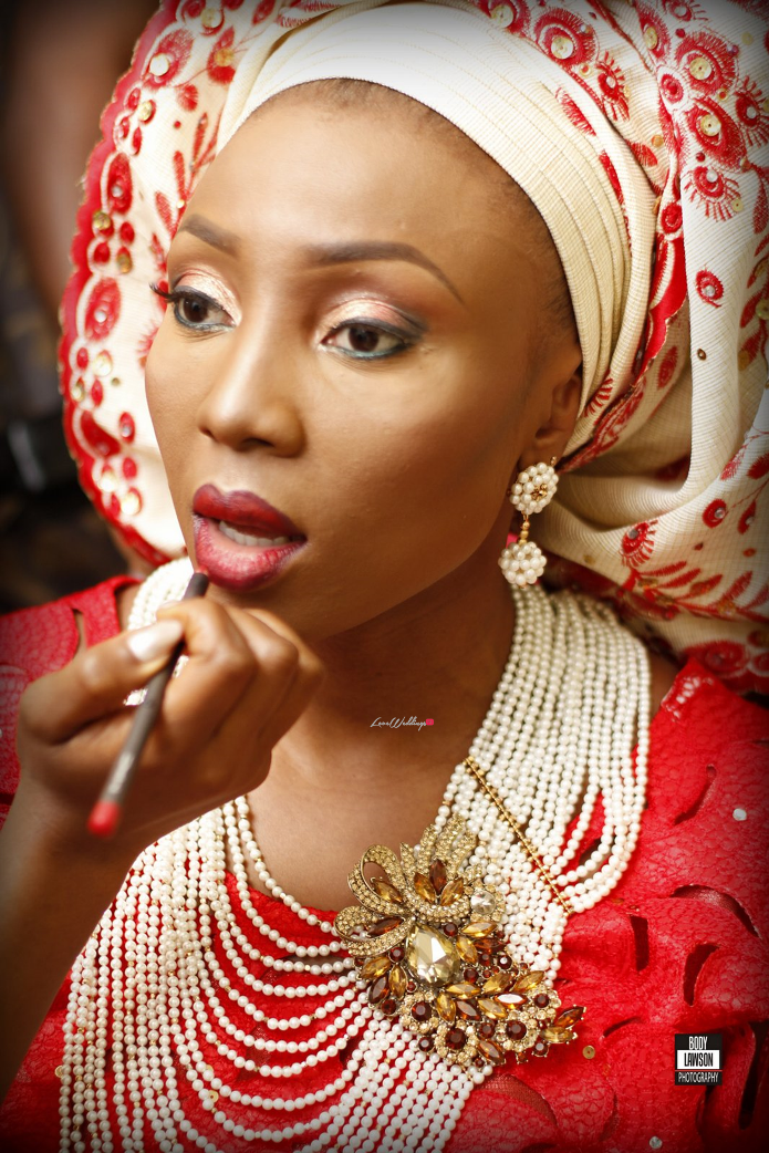 Loveweddingsng Nigerian Traditional Wedding - Motilayo and Banji84