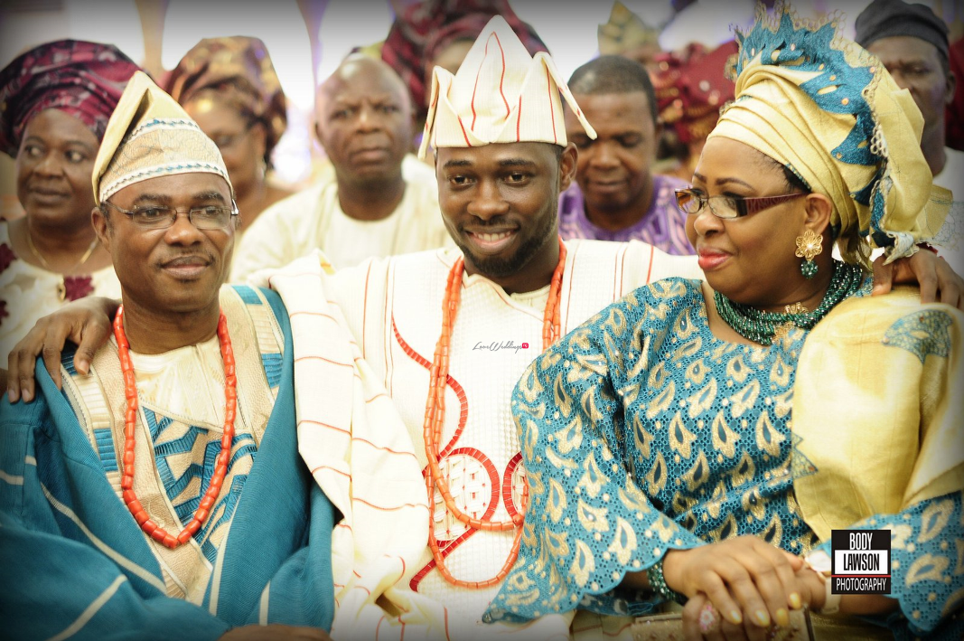 Loveweddingsng Nigerian Traditional Wedding - Motilayo and Banji89