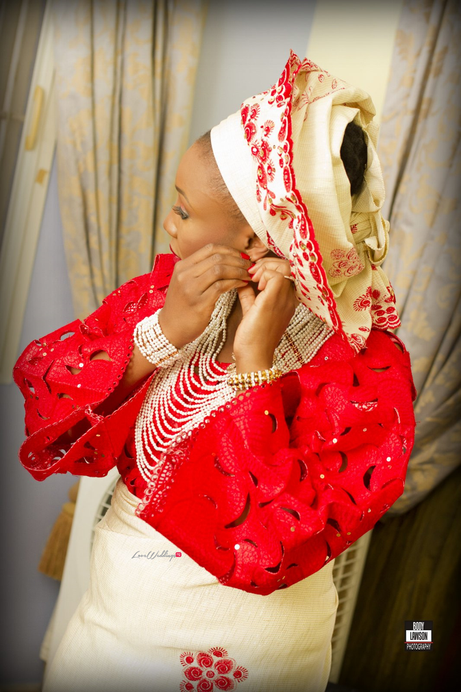 Loveweddingsng Nigerian Traditional Wedding - Motilayo and Banji94