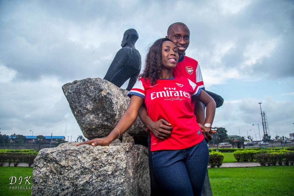 Loveweddingsng Prewedding Shoot Opeoluwa and Abimbola Diko Photography