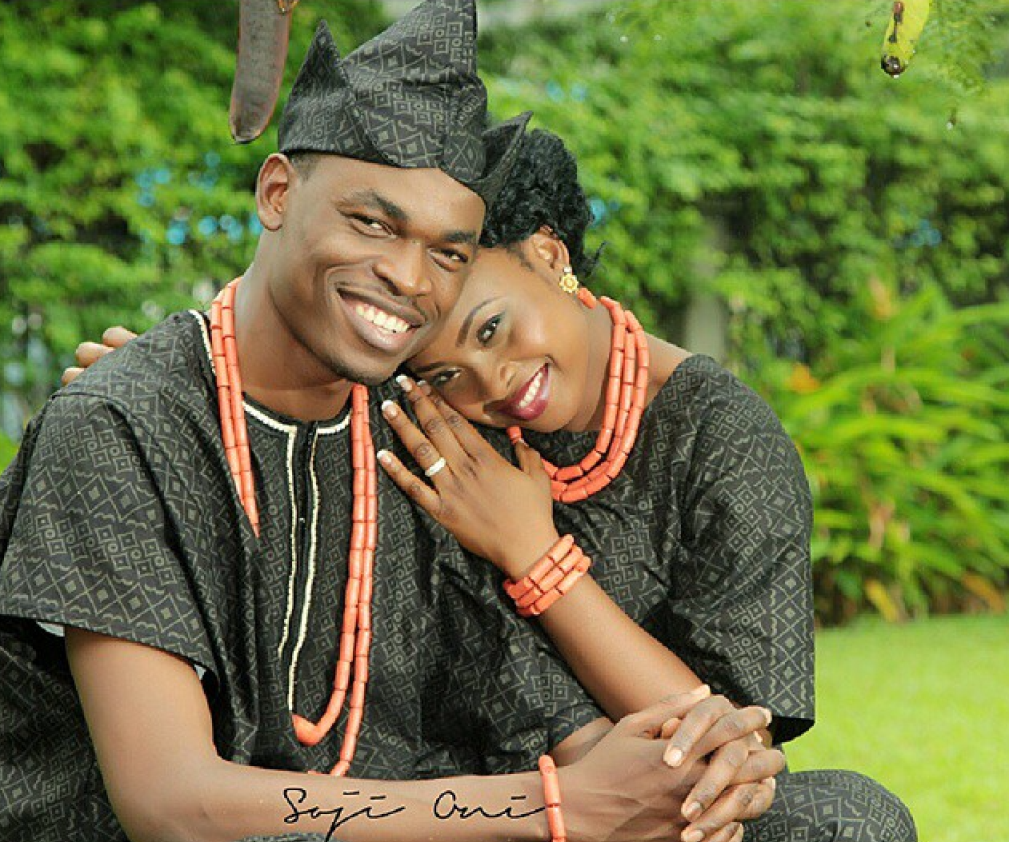 Nigerian Tribal Prewedding Shoots Loveweddingsng2