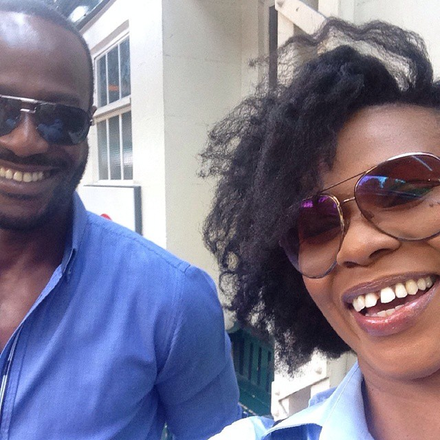 Nse Ikpe Etim Husband Clifford Sule Loveweddingsng