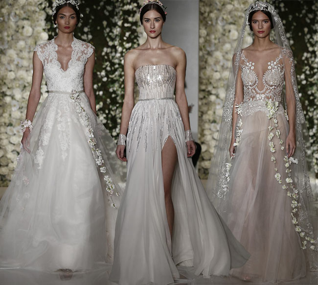 Reem Acra Bridal Fall 2015 Collection Loveweddingsng feat