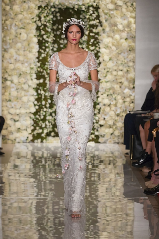 Reem Acra Bridal Fall 2015 Collection Loveweddingsng12