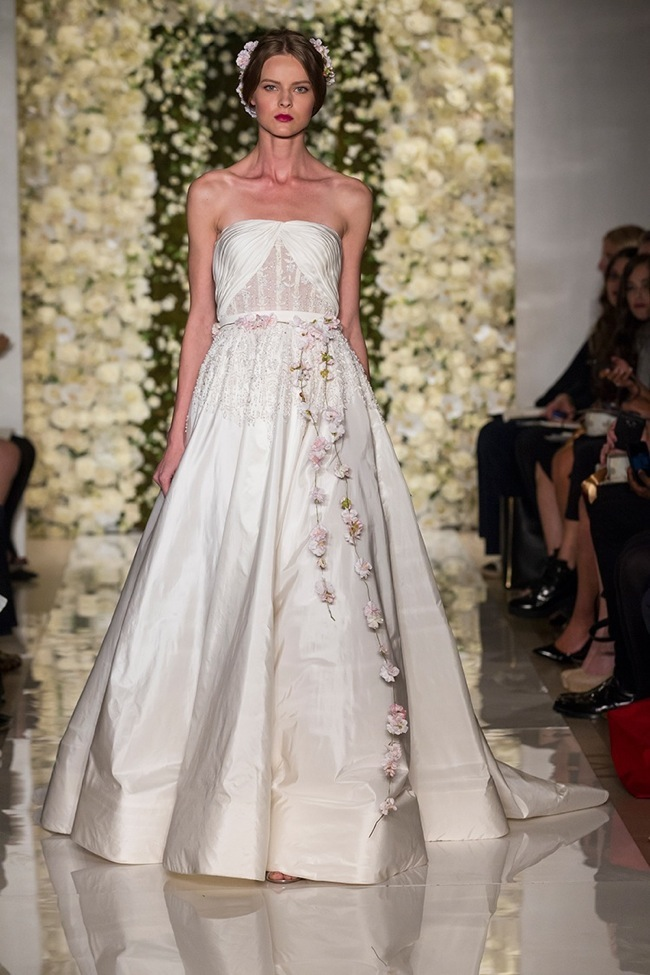 Reem Acra Bridal Fall 2015 Collection Loveweddingsng19