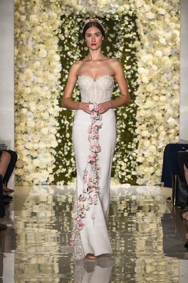 Reem Acra Bridal Fall 2015 Collection Loveweddingsng2
