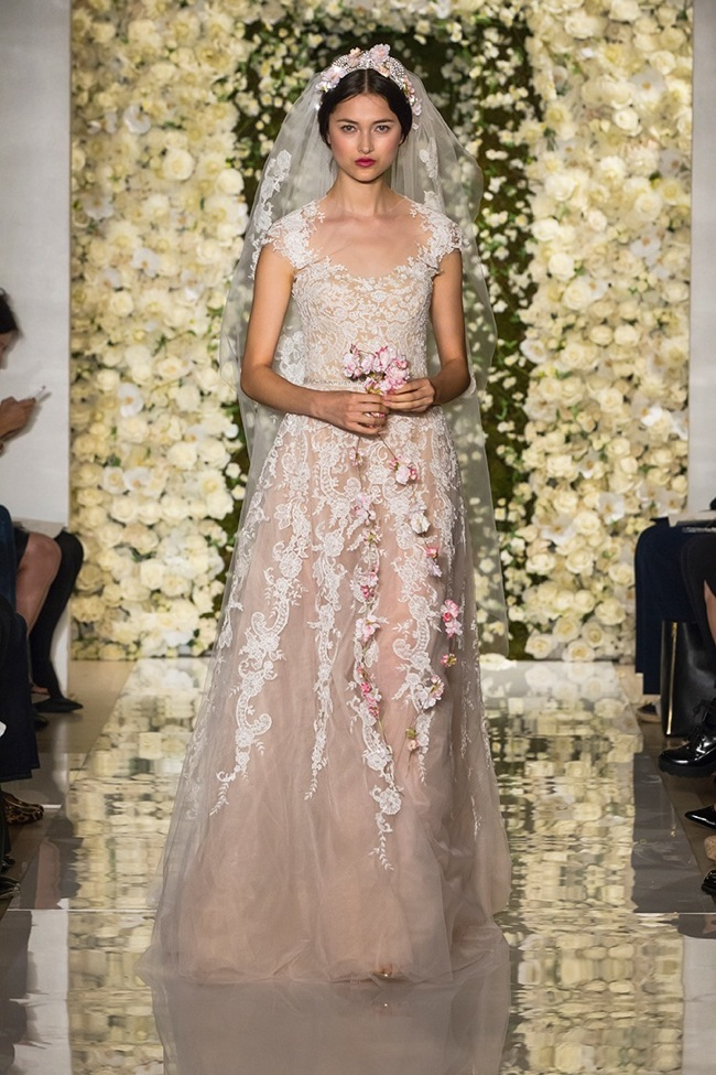 Reem Acra Bridal Fall 2015 Collection Loveweddingsng22