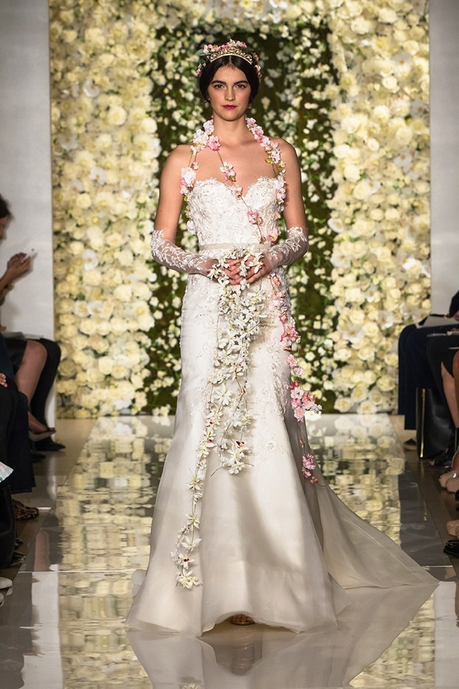 Reem Acra Bridal Fall 2015 Collection Loveweddingsng3