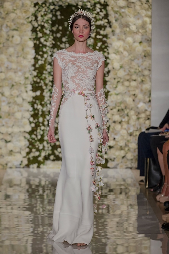 Reem Acra Bridal Fall 2015 Collection Loveweddingsng4