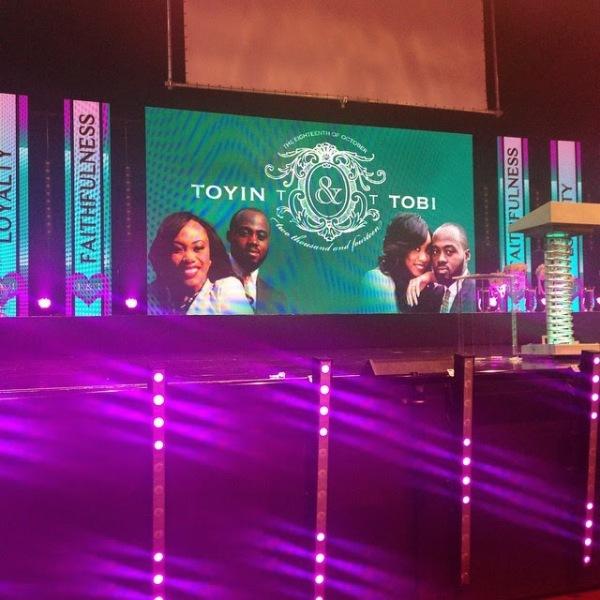 Tobi Ashimolowo weds Toyin Loveweddingsng4