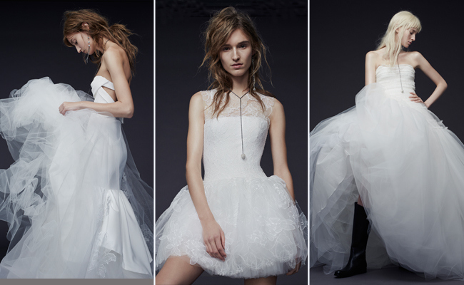 Vera Wang Bride Fall 2015 Collection Loveweddingsng feat