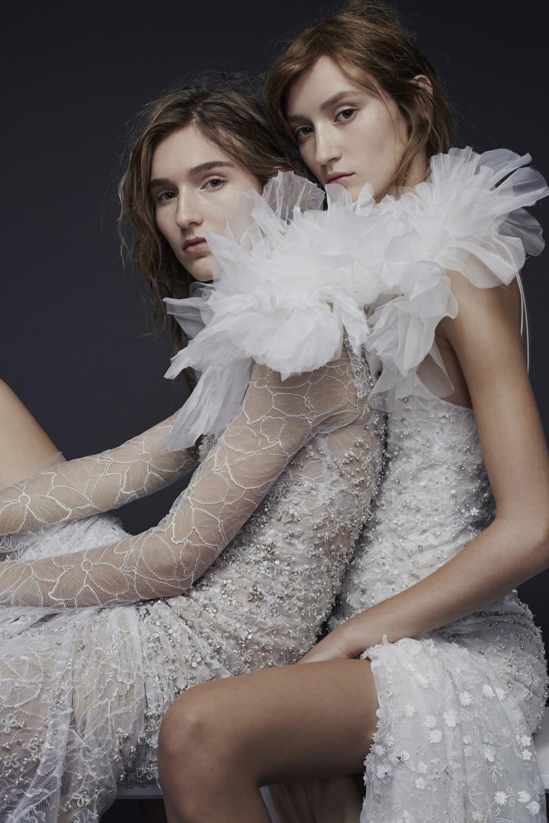 Vera Wang Bride Fall 2015 Collection Loveweddingsng11