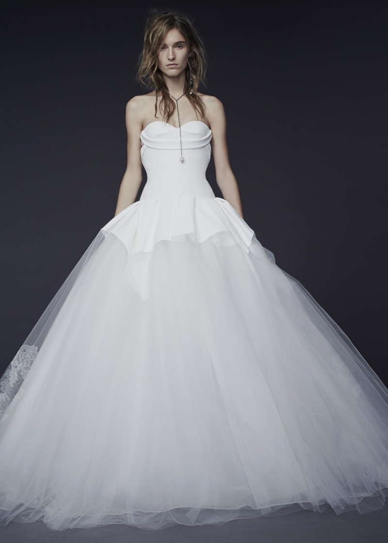 Vera Wang Bride Fall 2015 Collection Loveweddingsng2
