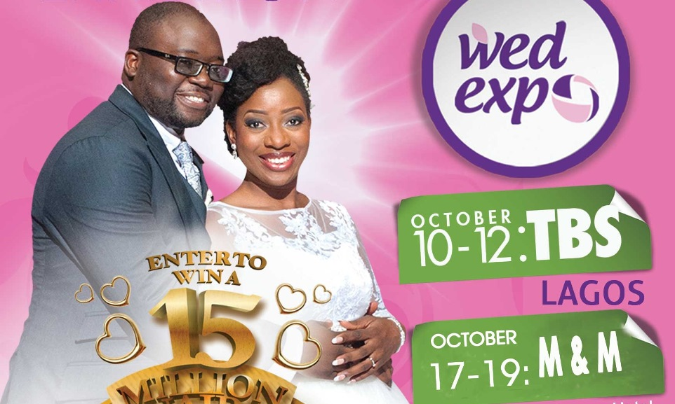 Wed Expo Lagos and Abuja Loveweddingsng feat