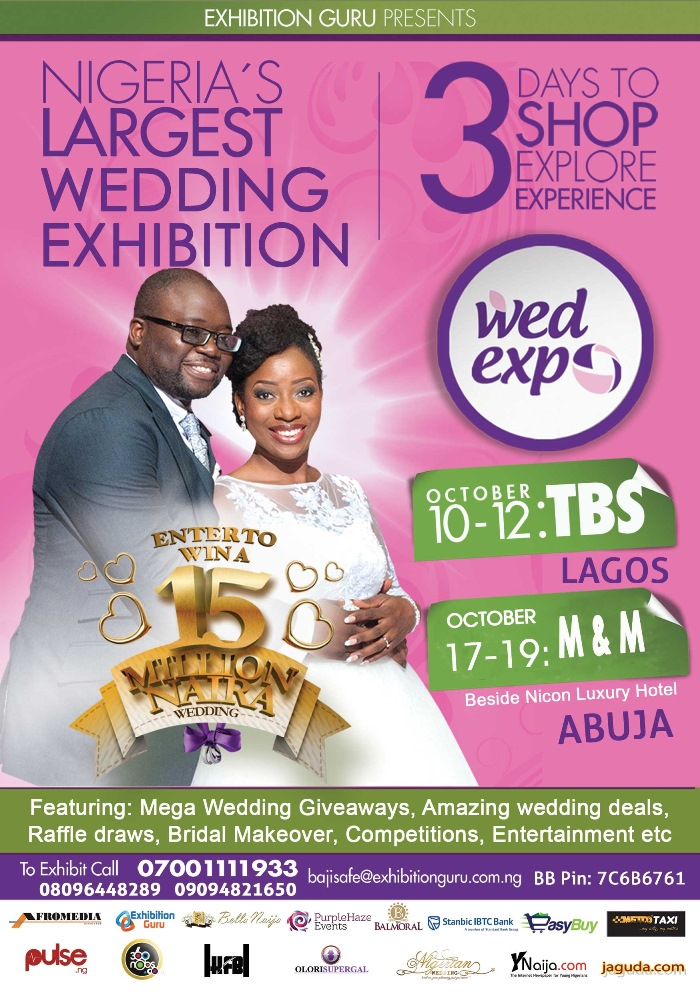 Wed Expo Lagos and Abuja Loveweddingsng