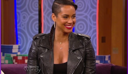 Alicia Keys The Wendy Williams Show