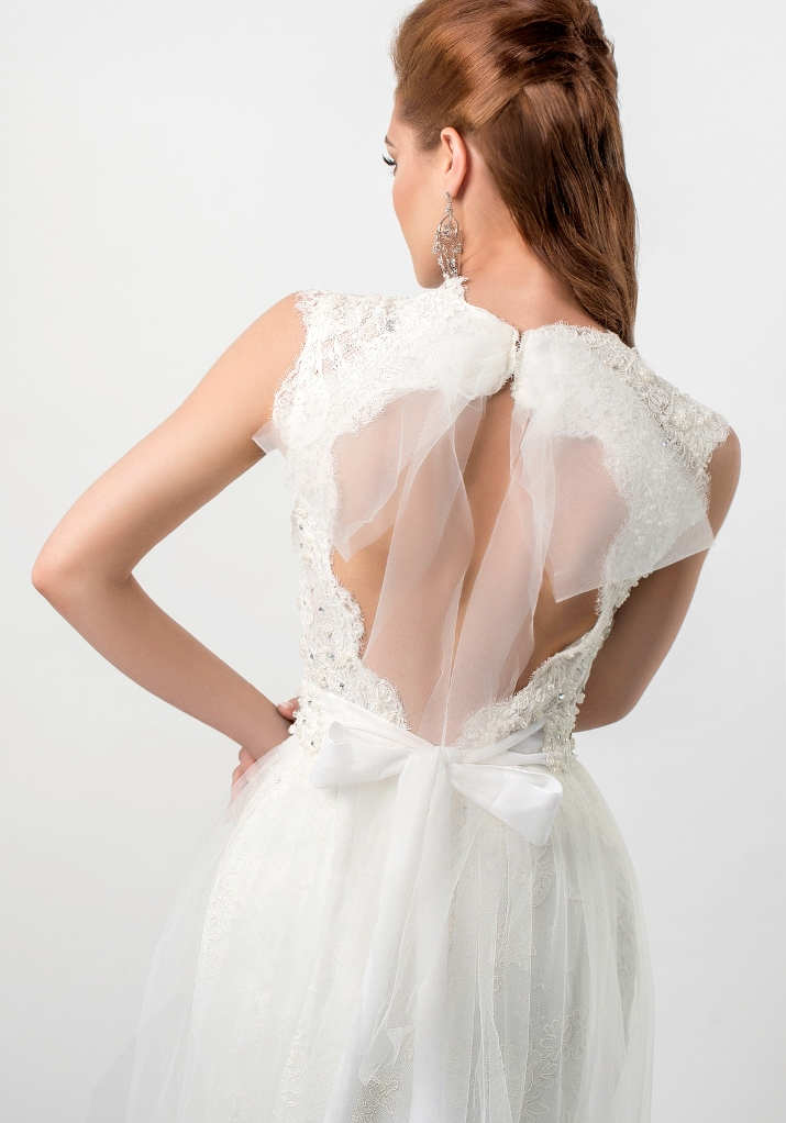 Bien Savvy 2015 Bridal Collection - Love Me Forever EMERALD Loveweddingsng