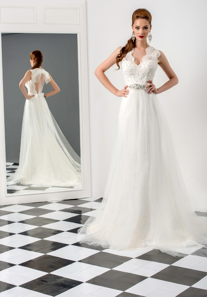 Bien Savvy 2015 Bridal Collection - Love Me Forever EMERALD Loveweddingsng1