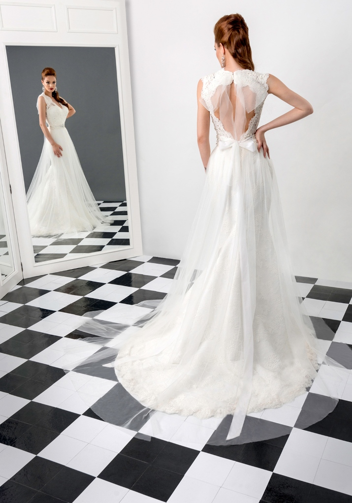 Bien Savvy 2015 Bridal Collection - Love Me Forever EMERALD Loveweddingsng2