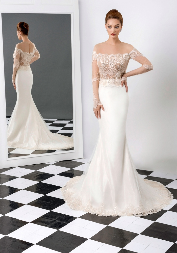 Bien Savvy 2015 Bridal Collection - Love Me Forever LUCIA Loveweddingsng