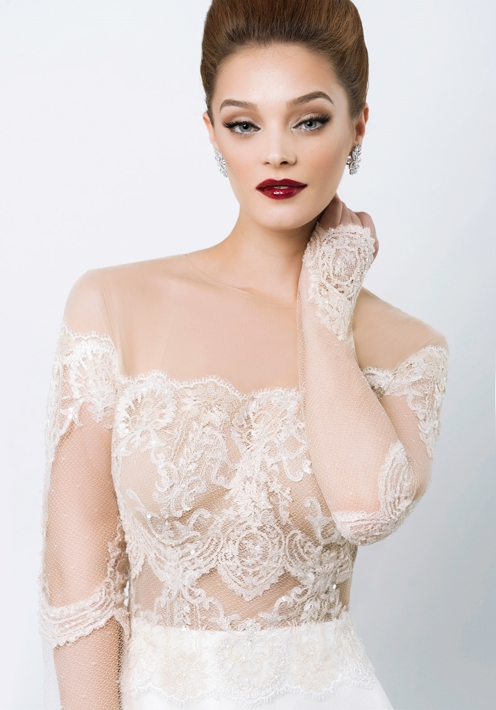 Bien Savvy 2015 Bridal Collection - Love Me Forever LUCIA Loveweddingsng1