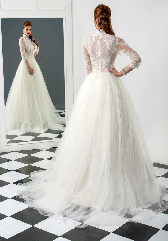 Bien Savvy 2015 Bridal Collection - Love Me Forever REBECCA Loveweddingsng