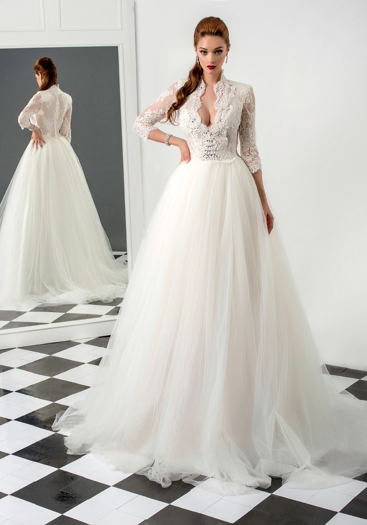 Bien Savvy 2015 Bridal Collection - Love Me Forever REBECCA Loveweddingsng1