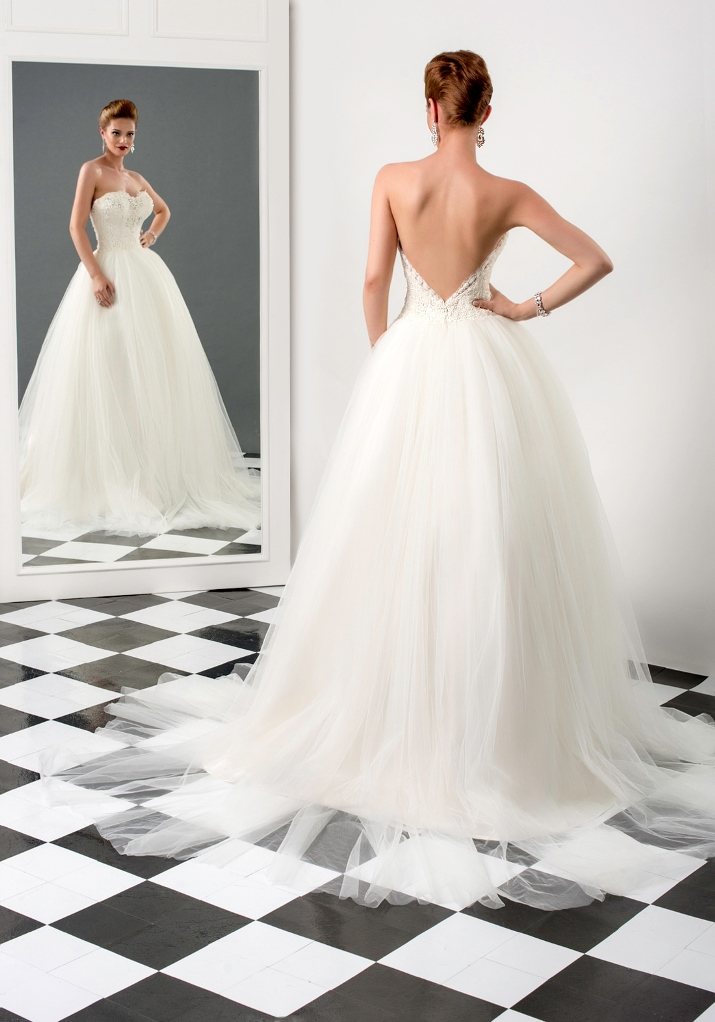 Bien Savvy 2015 Bridal Collection - Love Me Forever SHARON Loveweddingsng2
