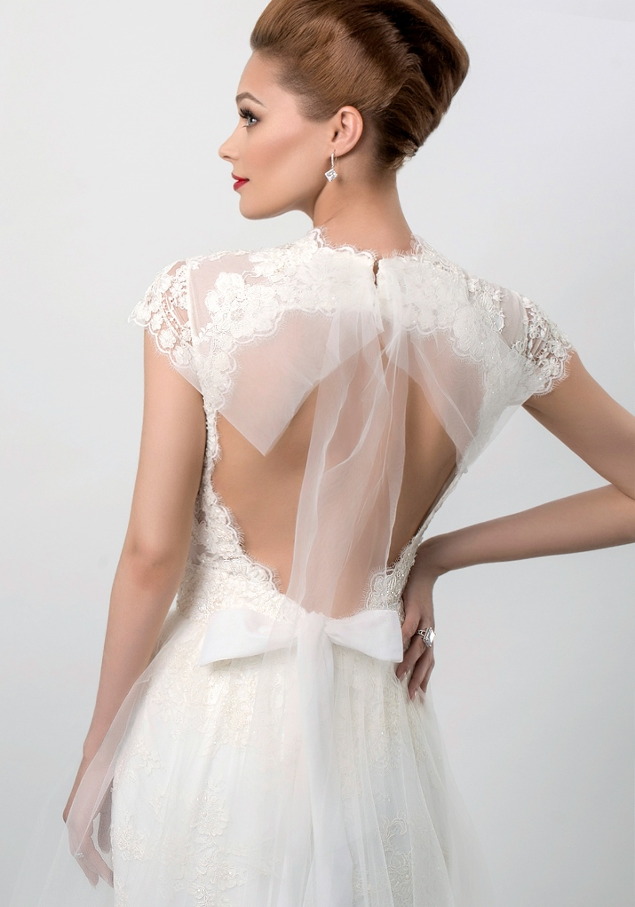 Bien Savvy 2015 Bridal Collection - Love Me Forever SOPHIA Loveweddingsng