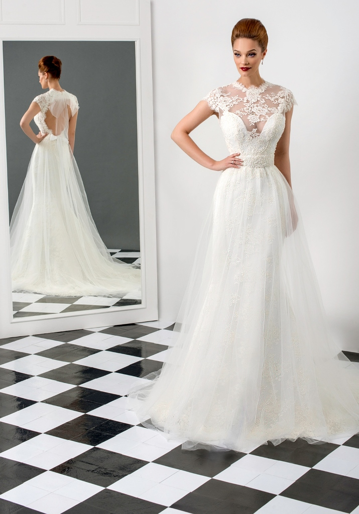 Bien Savvy 2015 Bridal Collection - Love Me Forever SOPHIA Loveweddingsng1