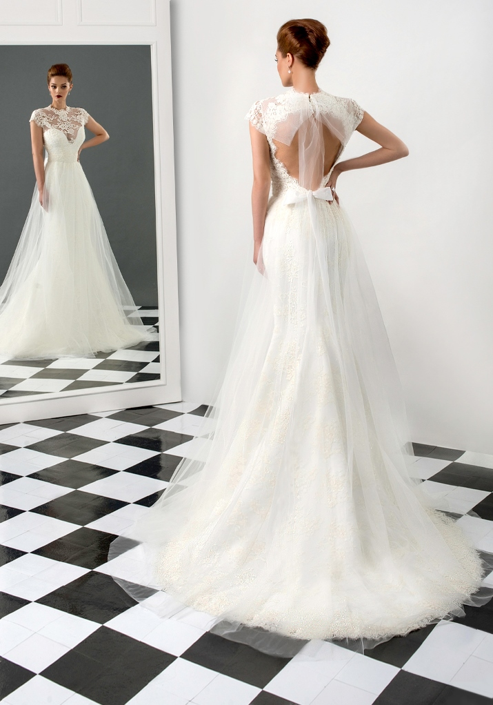 Bien Savvy 2015 Bridal Collection - Love Me Forever SOPHIA Loveweddingsng2
