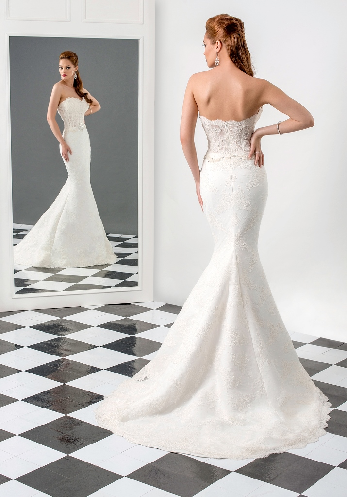Bien Savvy 2015 Bridal Collection - Love Me Forever TINA Loveweddingsng