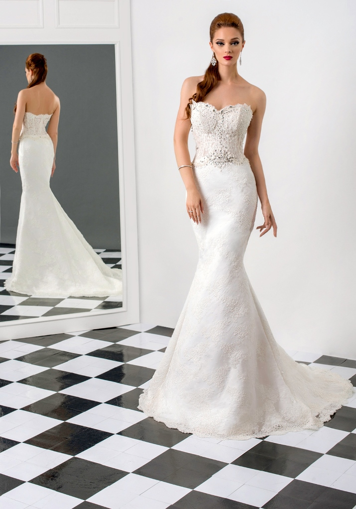 Bien Savvy 2015 Bridal Collection - Love Me Forever TINA Loveweddingsng1