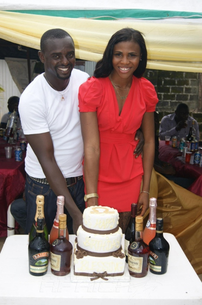 Blessing Okagbare weds Igho Otegheri Loveweddingsng4