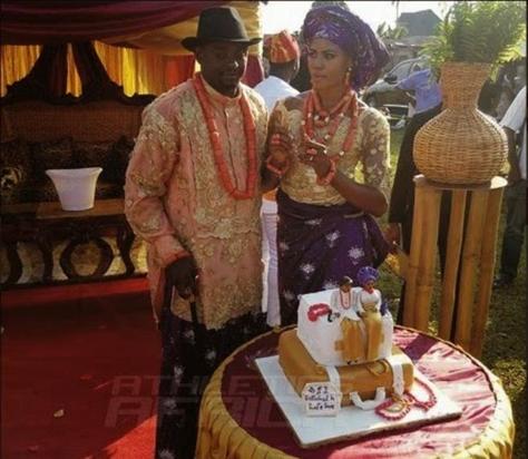 Blessing Okagbare weds Igho Otegheri Loveweddingsng6