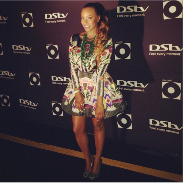 Channel O Music Video Awards 2014 - DJ Cuppy Loveweddingsng