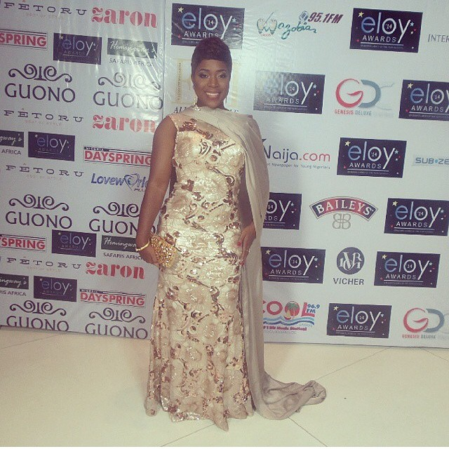 ELOY Awards 2014 Loveweddingsng - Moet Abebe