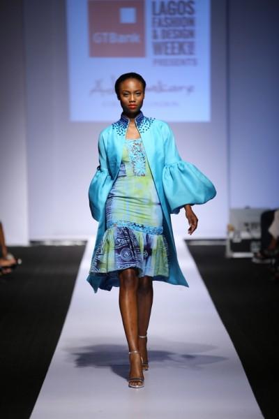 GTBank Lagos Fashion & Design Week – Ade Bakare Loveweddingsng1
