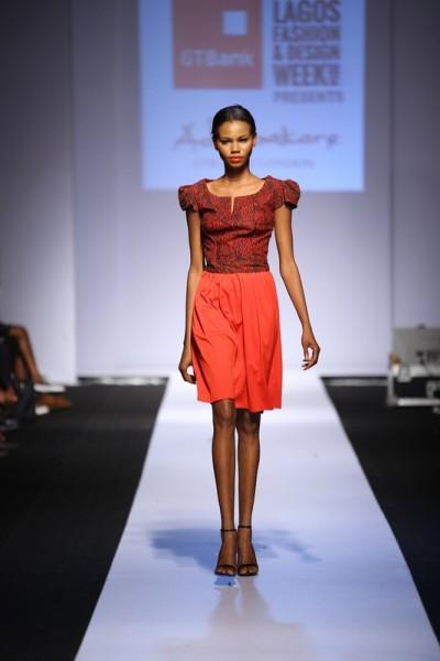 GTBank Lagos Fashion & Design Week – Ade Bakare Loveweddingsng4