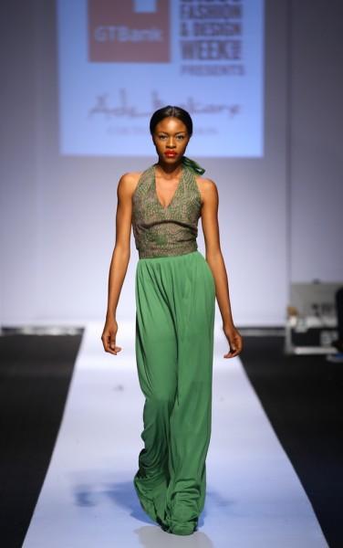 GTBank Lagos Fashion & Design Week – Ade Bakare Loveweddingsng6
