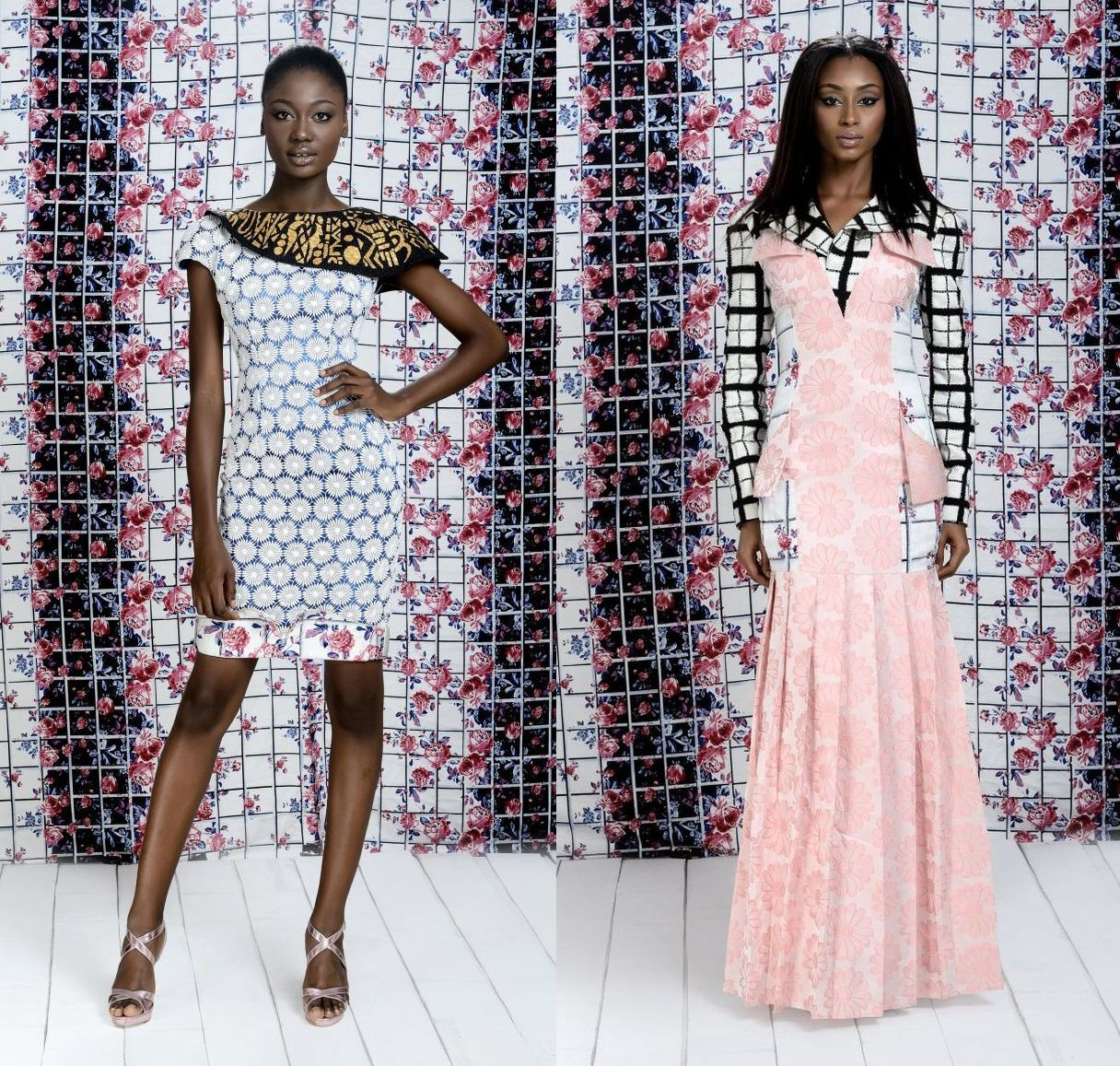 House of Marie's 2015 Collection - The Empress of Love Loveweddingsng