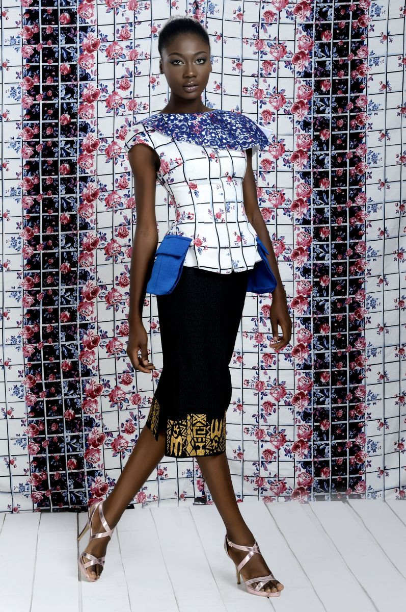 House of Marie's 2015 Collection - The Empress of Love Loveweddingsng5