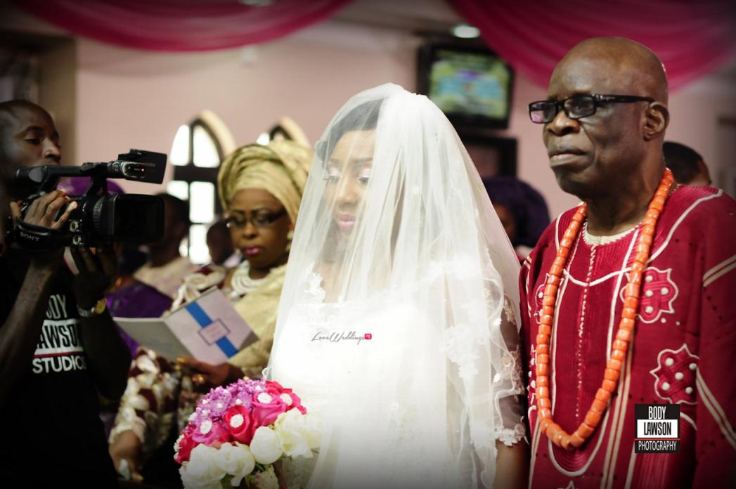 Loveweddingsng Motilayo and Banji White Wedding101