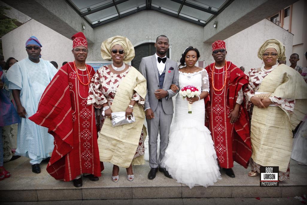 Loveweddingsng Motilayo and Banji White Wedding125