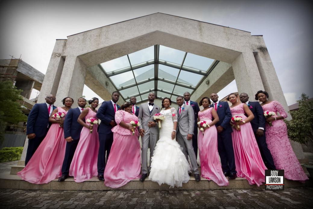 Loveweddingsng Motilayo and Banji White Wedding131