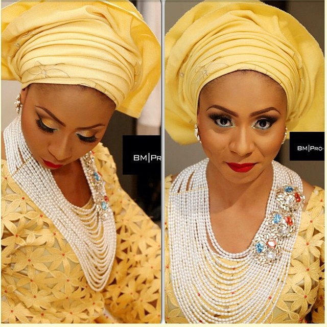 Loveweddingsng Nigerian Traditional Bridal Looks We Love - BMPro